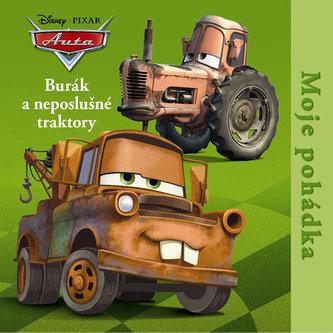 Burák a neposlušné traktory - Moje pohádka