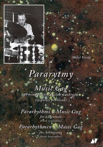 Pararytmy & Music Gag pro soupravu bicích