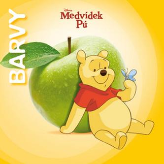 Medvídek Pú - Barvy