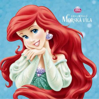 Ariela, malá mořská víla - leporelo
