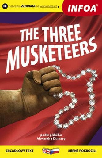 Tři  mušketýři/The Three Musketeers - Zrcadlová četba