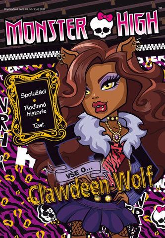 Monster High - Vše o Claudine
