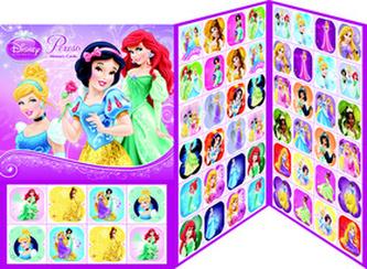 Disney Princezny 2 Pexeso