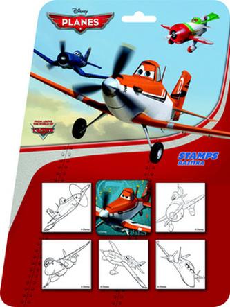 Razitka 5+1/ Letadla