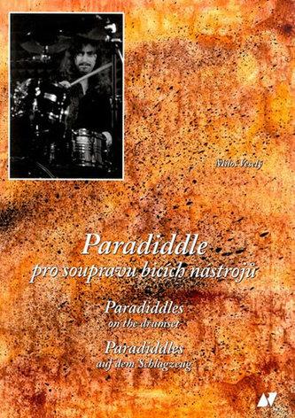 Paradiddle pro soupravu bicích + CD