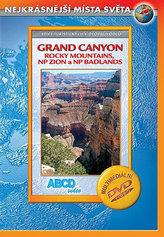 Grand Canyon - Nejkrásnější místa světa - DVD