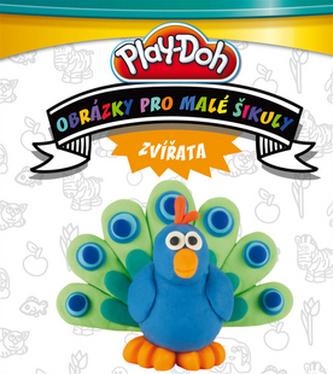 Play Doh! Zvířátka - Obrázky pro malé šikuly