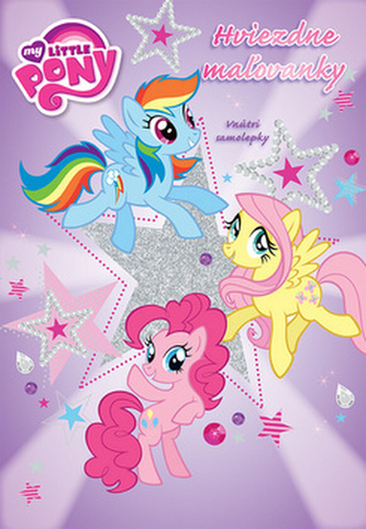 My Little Pony Hviezdne mažovanky