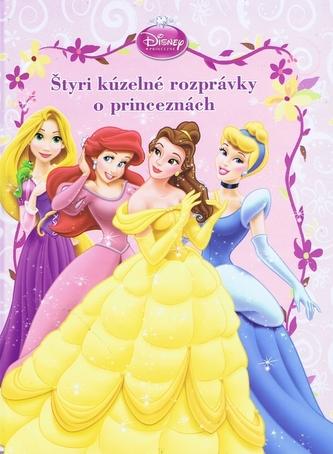Štyri kúzelné rozprávky a princeznách
