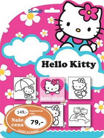 Razítka Hello Kitty