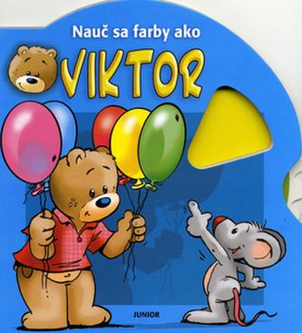 Nauč sa farby ako Viktor