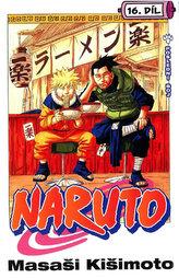 Naruto 16 -  Ústup