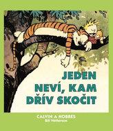 Calvin a Hobbes 8 - Jeden neví, kam dřív skočit