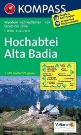 Hochabtei Alta Badia 624 / 1:25T NKOM