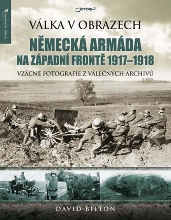 Německá armáda na západní frontě 1917-1918
