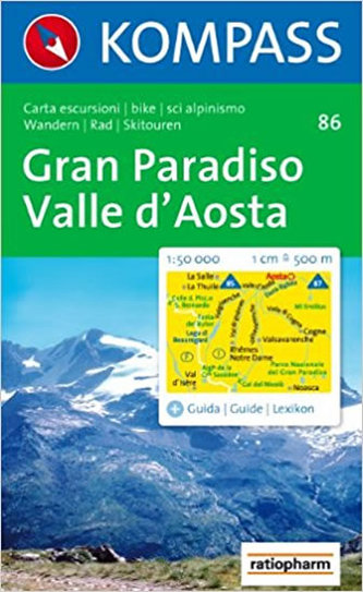 Gran Paradiso 86 / 1:50T NKOM
