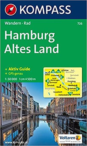 Hamburg Altes Land 726 / 1:50T NKOM