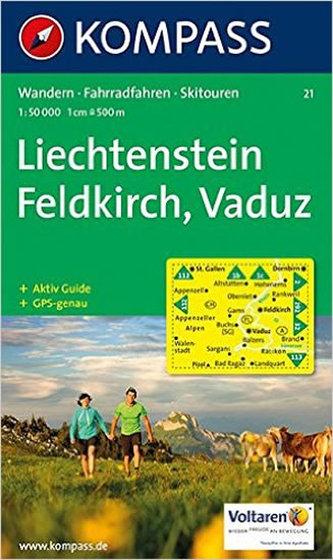Feldkirch,Vaduz 21 / 1:50T NKOM