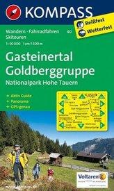 Gasteiner Tal,Goldberggruppe 40 / 1:50T NKOM