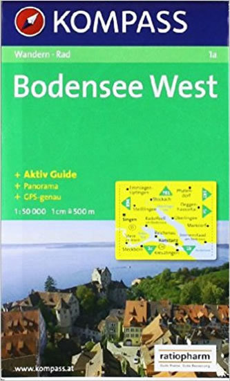 Bodensee,West 1a / 1:50T KOM