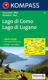 Lago di Como 91 / 1:50T KOM