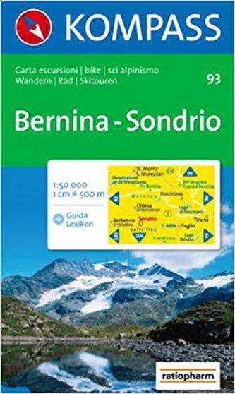 Bernina,Sondrio 93 / 1:50T NKOM