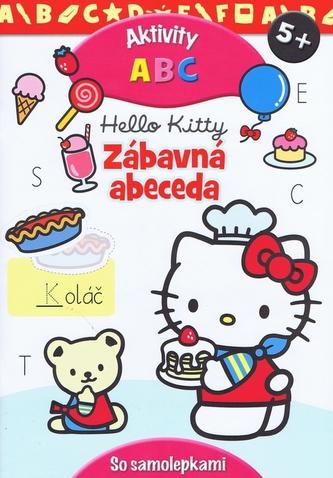 Hello Kitty - Zábavná abeceda