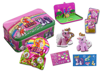 Filly Unicorn krabička