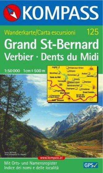 Grand St,Bernard 125 / 1:50T NKOM