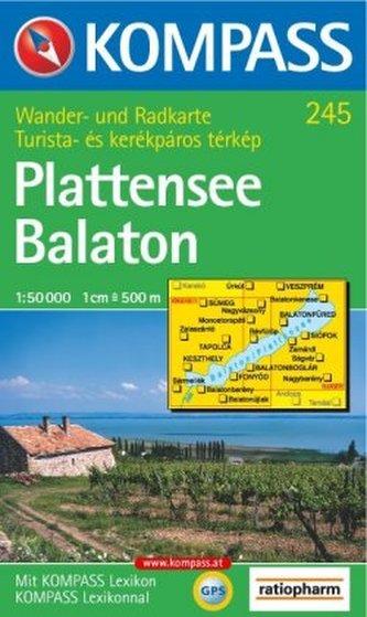 Plattensee Balaton 245 / 1:50T NKOM