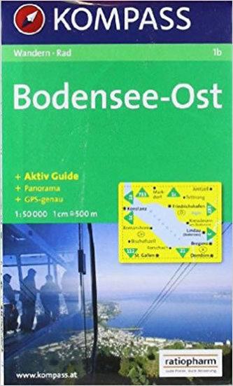 Bodensee,Ost 1b / 1:50T KOM