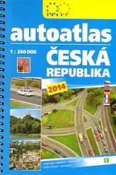 Autoatlas Česká republika 2014