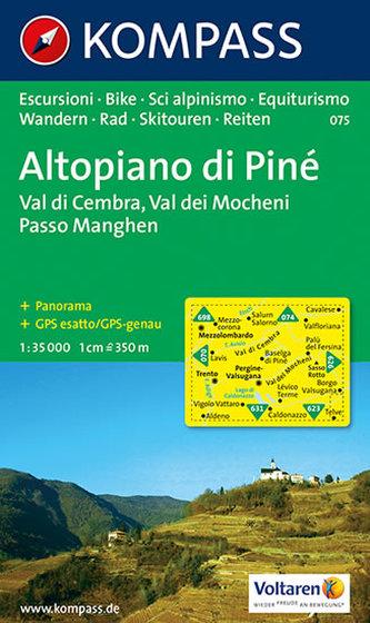 Altopiano di Piné 075 / 1:35T NKOM