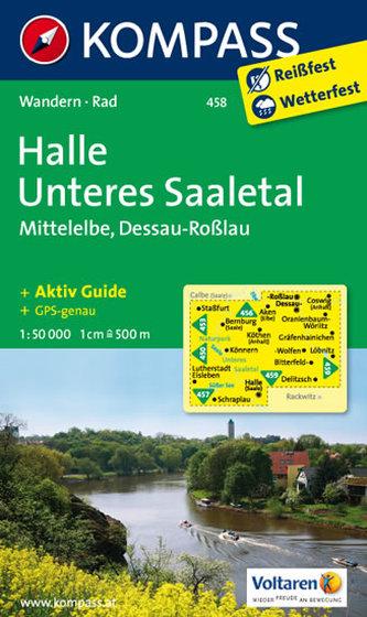 Halle Unteres Saaletal 458 / 1:50T NKOM