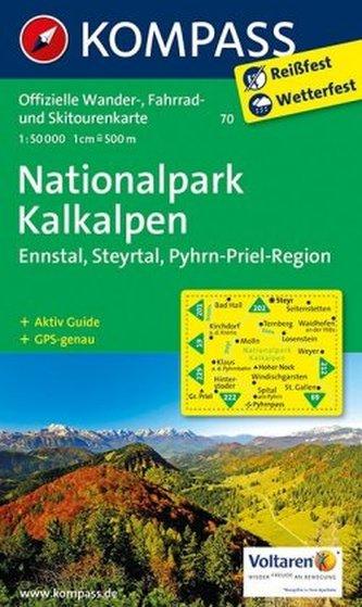 Nationalpark Kalkapen 70 / 1:50T NKOM