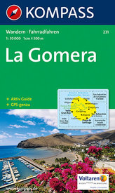 La Gomera 231 / 1:30T KOM