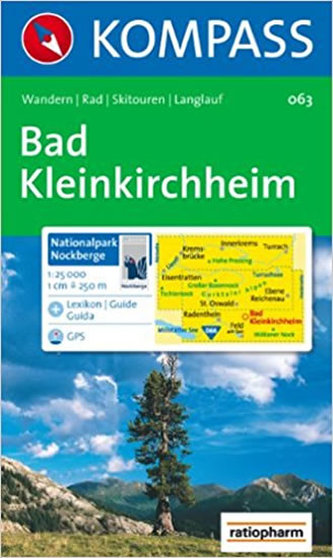 Bad Kleinkirchheim,NP Nock. 063 / 1:25T NKOM