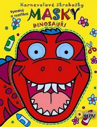 Masky - Dinosauři