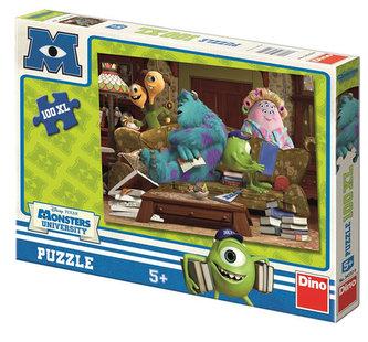 Univerzita pro příšerky - V klubu - Puzzle 100XL