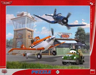 Letadla - V oblacích - Puzzle 40