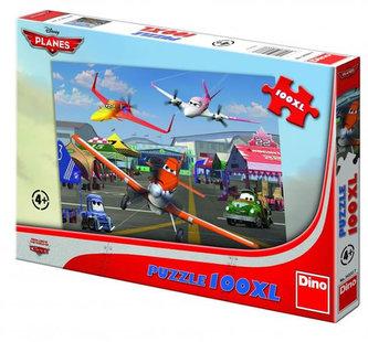 Letadla - Vzhůru do nebes - Puzzle 100XL