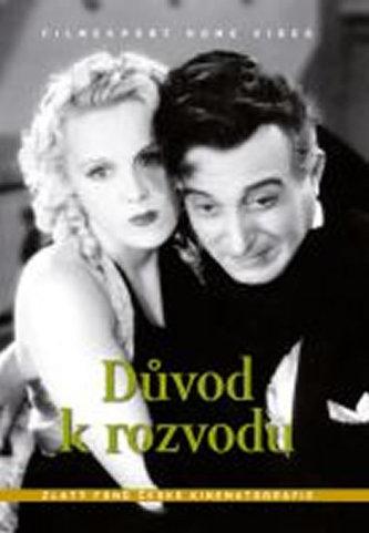 Důvod k rozvodu - DVD