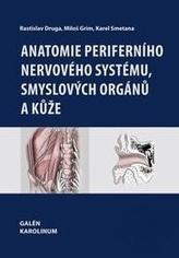 Anatomie periferního nervového systému, smyslových orgánů a kůže
