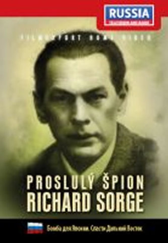 Proslulý špion Richard Sorge - DVD