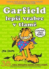 Garfield lepší vrabec v tlamě ...(č.38)