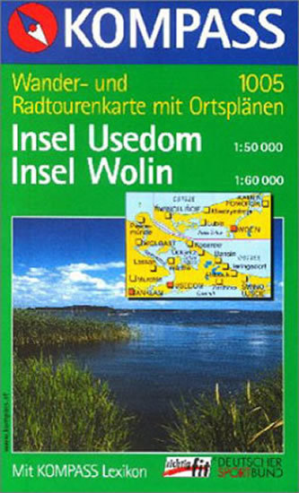 Insel Usedom - kompass 738