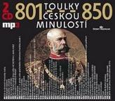 Toulky českou minulostí 801-850 - 2CD/mp3