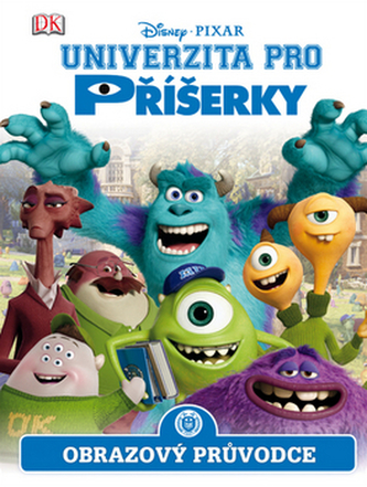 Monsters University - Nezbytná příručka