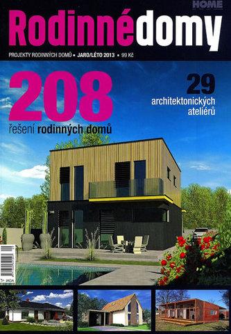 Projekty Rodinných domů 2013 jaro/léto - neuveden