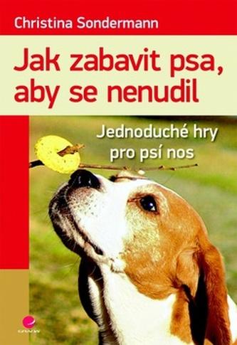 Jak zabavit psa, aby se nenudil - Jednoduché hry pro psí nos